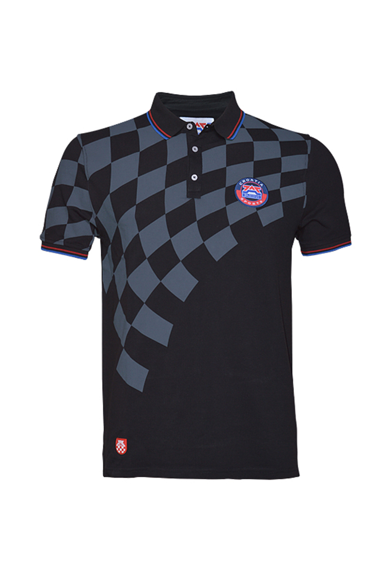 Sports Polo black Men